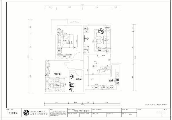 此户型为府上和平两室两厅一卫一厨100㎡的户型,此户型总体来说是很适合长久居住的,首先,入户门右侧是厨房,直走是一个餐厅,在直走是客厅,客厅区域光线明亮,空气通透。