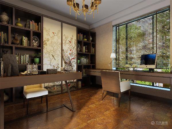以古香古色的设计风格为主调,中式风格以宫廷建筑为代表的设计风格,多以木材为主,色彩方面讲句对比,造型方面讲究对称。