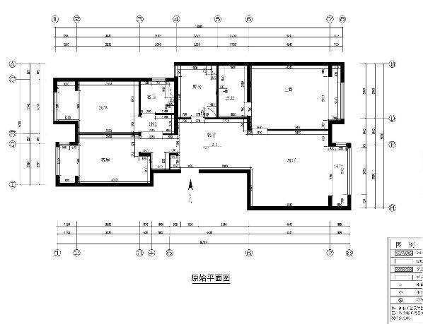 家具选择简单上档次的实木家具,从门厅考虑:采光效果一般,电视主题墙在简单、不张扬的元素中自然应用。