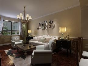 宝能城 客厅图片来自阳光放扉er在力天装饰-宝能城99㎡的分享