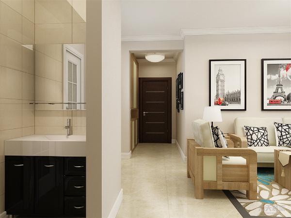 """本户型为两室两厅一厨一卫94㎡。方案设计为现代风格。""""现代简约风格""""以其明亮,简洁的色彩与现代化的材质与工艺相结合,故赢得人们对它的喜爱。"""