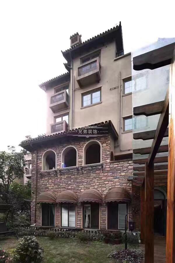 房屋整体结构外貌图