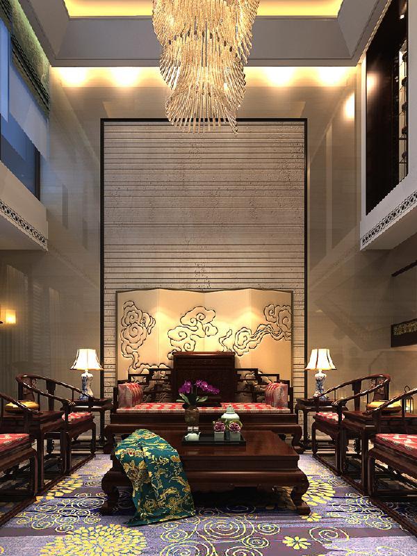 中式风格不再和古老,死板划上等号,取而代之的是亲近自然,朴实,亲切,简单却内藏丰富意涵。注重细节才能突出效果,在住宅的细节装饰方面,具备现代眼光的重视装饰风格非常讲究。