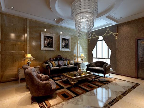 简欧风格就是简化了的欧式装修风格。也是目前住宅别墅装修最流行的风格。简欧风格更多的表现为实用性和多元化。简欧家具包括床、电视柜、书柜、衣柜、橱柜等等都与众不同,营造出日常居家不同的感觉