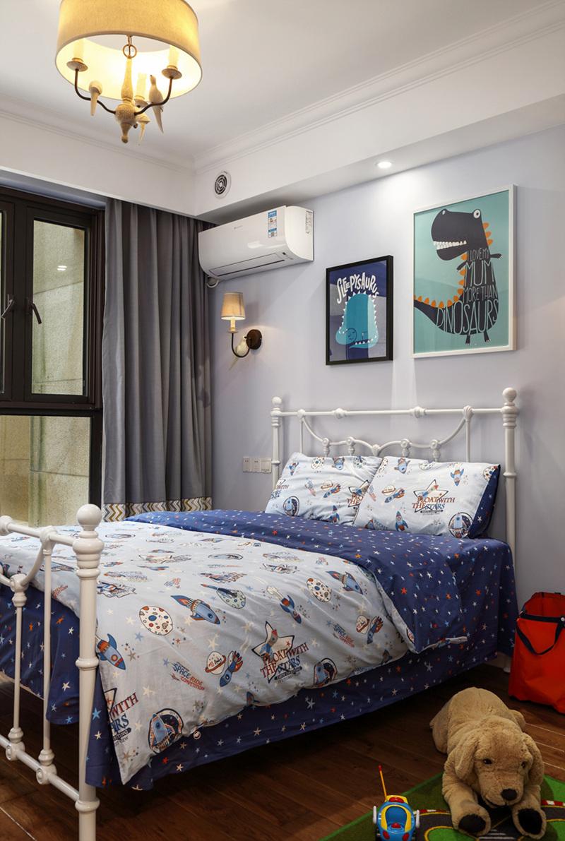 三居 小资 收纳 儿童房图片来自周晓安在晓安设计 | 焕彩人生 | 简美的分享
