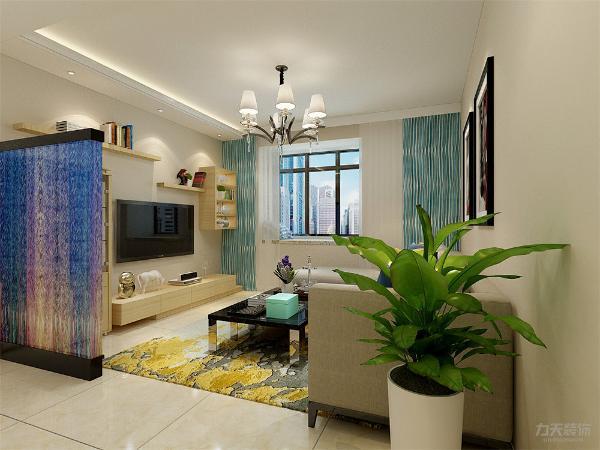 风格以暖色为主色调,黄色米黄木色为主色,蓝色薄荷绿为辅色,来表现空间色彩。 多采用复合材料,塑料,木质,玻璃等材料的设计简约,时尚的家具,使空间富含时代气息。