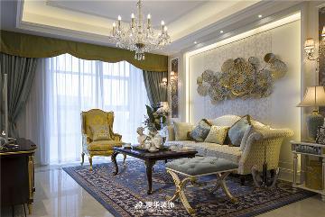 华侨城别墅·古典法式,流光溢彩