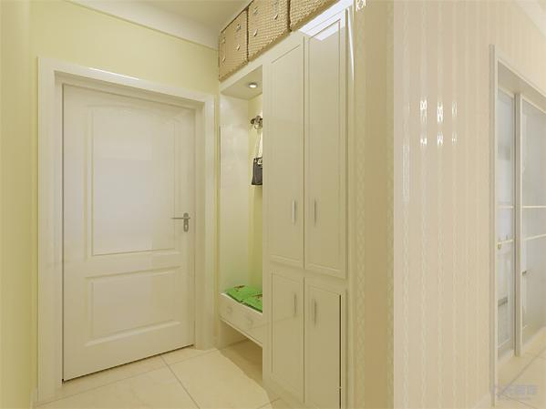 空间的功能性很强,根据房间的合理布局以及面积。