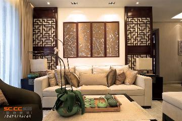 尚城170㎡中式风格大宅