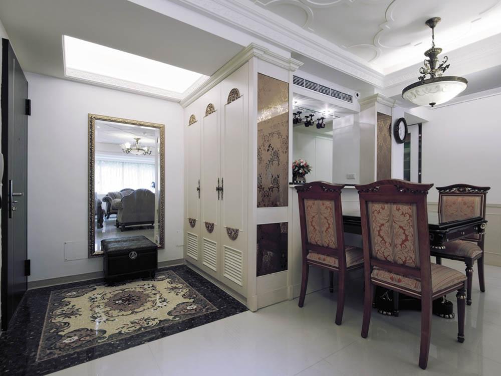 欧式 四居 餐厅图片来自tjsczs88在欧陆宫廷式的奢华浪漫的分享