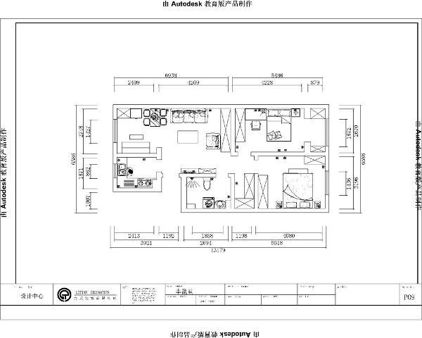 本户型为丰盈里81㎡现代两室一厅一厨一卫户型。本户型客厅与餐厅链接在一起。厨房在入户门左手边,极大方便了家人的用餐,厨房空间适中,充分安装的橱柜满足家里的储物以及女主人做菜时极大的便利