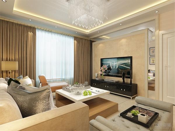 客餐厅的空间有限,太繁杂的家具造型会在视觉氛围上影响空间的大小,因此在家具的选择上,也都挑选简单而有创意的造型,使空间看起来简单而又不失趣味