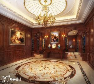 欧式古典别墅