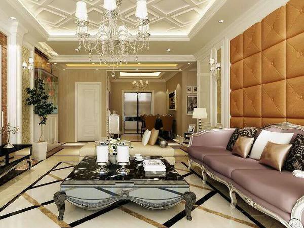 简欧风格就是简化了的欧式装修风格。也是目前住宅别墅装修最流行的风格。简    欧风格更多的表现为实用性和多元化。简欧家具包括床、电视柜、书柜、衣柜、橱柜等等都与众不同,营造出日常居家不同的感觉。