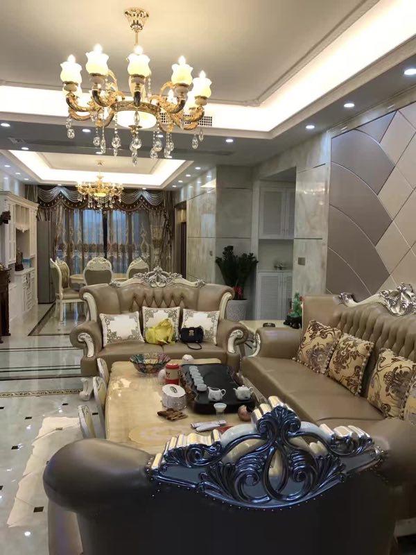 欧式 客厅图片来自晏建军在富春山居的分享