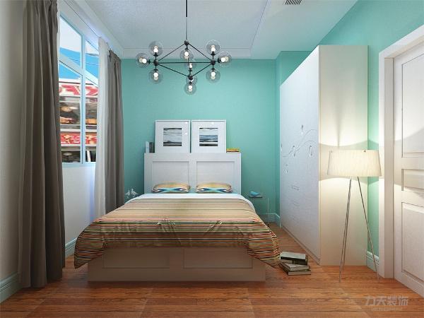 卧室让人们对大自然产生无限向往。于是,强调舒适性与自然融合的田园风格大势流行起来。回归与眷恋、纯朴与真诚,也正因为着重对生活的感悟,田园乡村风格给了我们享受另一种生活的可能。