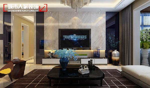 【样板间征集】公园伍号140平米现代简约设计——给你一个温馨时尚的家
