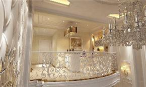 龙发装饰 珑著 三居 简约欧式 欧式 餐厅图片来自龙发装饰天津公司在珑著160平米简欧风格的分享