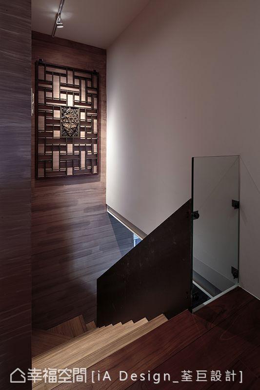 四居 東方風格 楼梯图片来自幸福空间在For The family of 5的分享