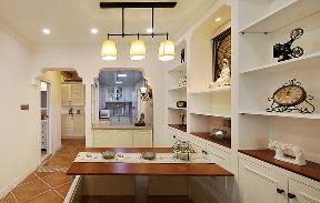 餐厅图片来自家装大管家在温暖如春 110平现代田园舒适3居的分享