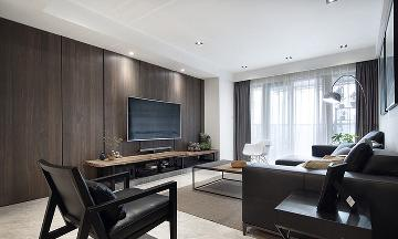 低奢优雅 160平现代简约舒适3居