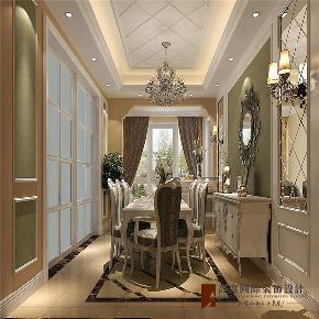 混搭 别墅 高帅富 小资 白富美 餐厅图片来自高度国际姚吉智在280平米混搭风格别墅美到极致的分享