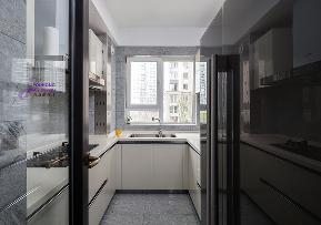 港式 新中产 厨房图片来自无锡吉友洪设计工作室在无锡吉友洪设计——静水深流的分享