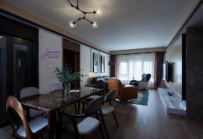 港式 新中产 餐厅图片来自无锡吉友洪设计工作室在无锡吉友洪设计——静水深流的分享