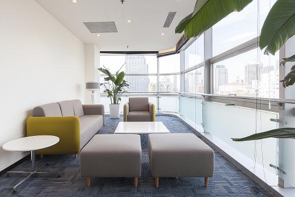 Matsu Zen Sofa 沙发茶几组合 Kusch+Co San_siro Table 洽谈桌