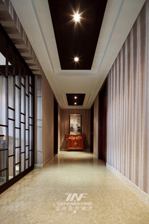 中式风格  三居 白领 其他图片来自王五平设计在深圳集信名城住宅的分享