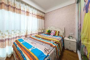 简约 三居 白领 收纳 80后 小资 中式 文艺青年 舒适 儿童房图片来自中博装饰在龙湖明景台新中式知性居家的分享
