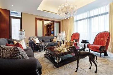 176平公寓锦上添花