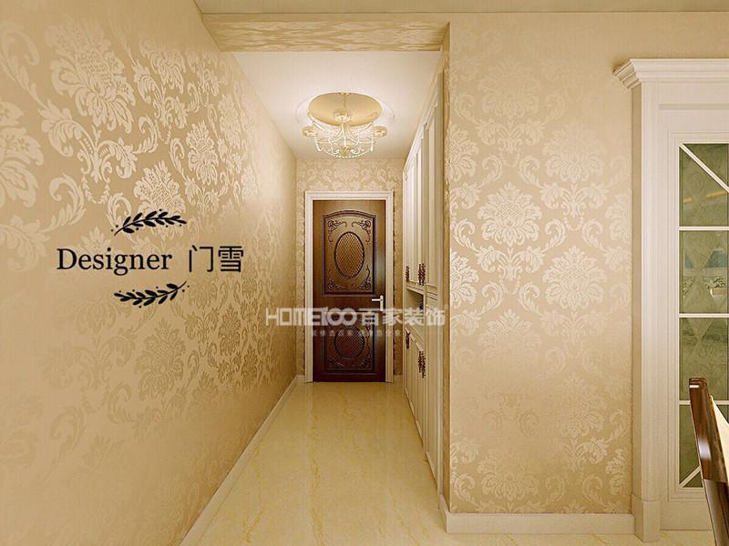 欧式 三居 小资图片来自百家装饰在奉天九里的分享