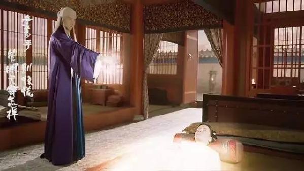 据说,东华帝君的紫色战袍,大多数迷妹是不能接受的。紫色似乎是个可正可邪的颜色,穿得好就是魅邪狷狂、妖娆多姿,穿得不好就是阴柔娘炮。不知各位看官意下如何?