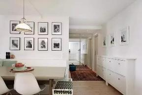 餐厅图片来自家居装饰-赫拉在兰州实创装饰第一家园90简约实景的分享