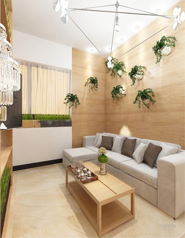 客厅卧室都分别做了飘窗和落地窗增加采光,并且灯选择白度比较高的。由于没有餐厅,我用制作吧台的方式,来满足此功能