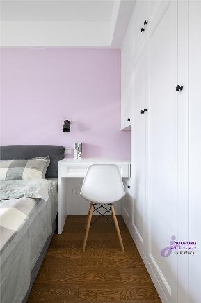 二居 北欧 小清新 90后 卧室图片来自无锡吉友洪设计工作室在北欧 | 香草噗吧的分享