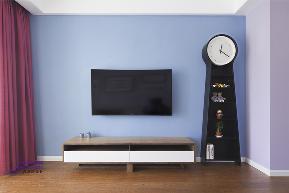 二居 北欧 小清新 90后 客厅图片来自无锡吉友洪设计工作室在北欧 | 香草噗吧的分享