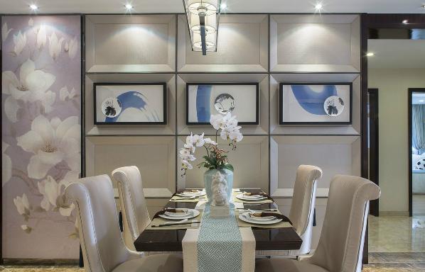 别墅餐厅设计