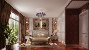 简约 欧式 现代 温馨 浪漫 奢华 高贵 精致 别墅 卧室图片来自重庆高度国际装饰工程有限公司在鲁能七号院-欧式风格的分享