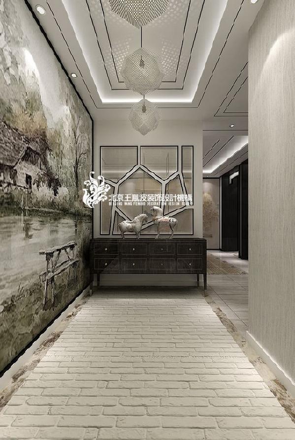 新中式别墅设计 千章墅
