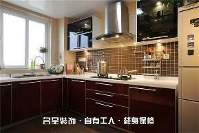 欧式 二居 厨房图片来自名星装饰在龙阳时代的分享