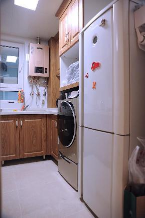 二居 装修设计师 独立设计师 厨房图片来自徐春龙设计师在木色青春的分享