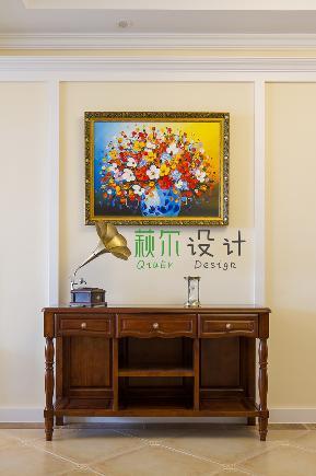 三居 白领 收纳 80后 小资 玄关图片来自萩尔空间设计在恋人心的分享