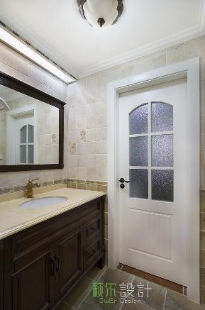 简约 白领 收纳 小资 卫生间图片来自萩尔空间设计在华丽家族的分享