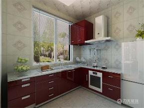 北宁湾 简约 三居 厨房图片来自阳光放扉er在力天装饰-北宁湾94㎡的分享