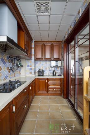 简约 收纳 小资 三居 白领 厨房图片来自萩尔空间设计在湖畔府邸的分享