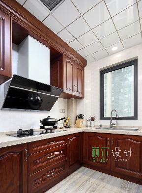 三居 白领 收纳 80后 小资 厨房图片来自萩尔空间设计在静好时光的分享