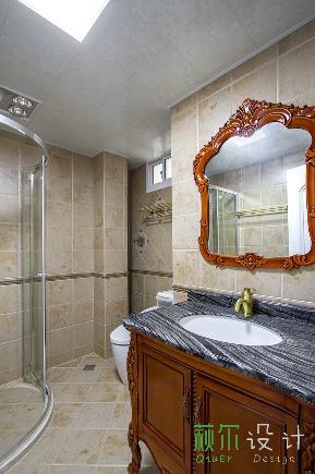 三居 白领 收纳 80后 小资 卫生间图片来自萩尔空间设计在恋人心的分享