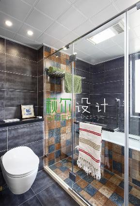 简约 白领 收纳 80后 小资 卫生间图片来自萩尔空间设计在留白的分享
